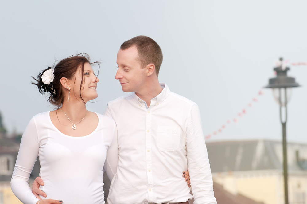 Pregnancy on location photography in Cobh, Co. Cork