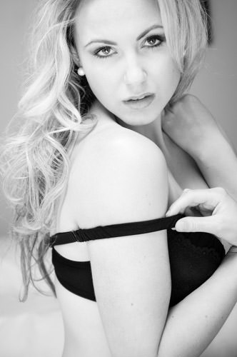 Boudoir photographer Waterford