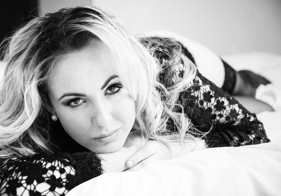Boudoir photographer Cork