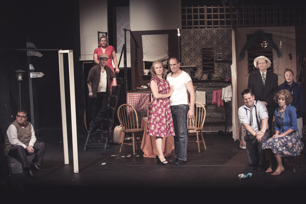 A Streetcar Named Desire - Dungarvan Town Hall Theatre