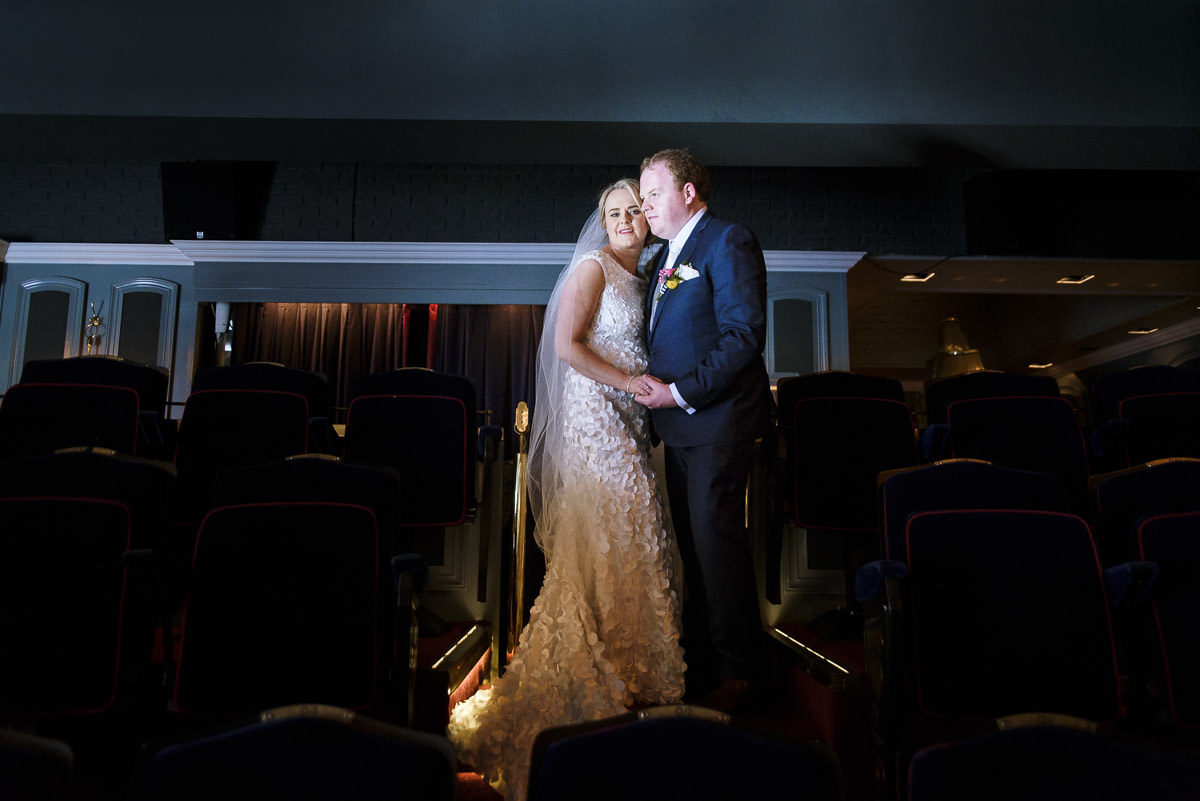 Langton Hotel Wedding