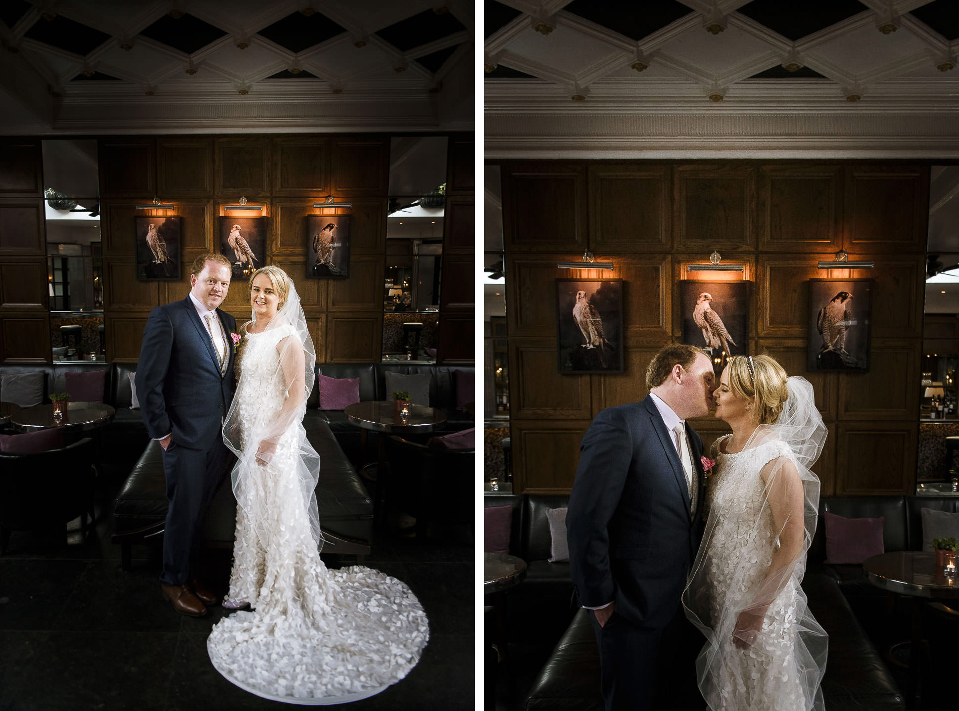 Langton Hotel Wedding Photography