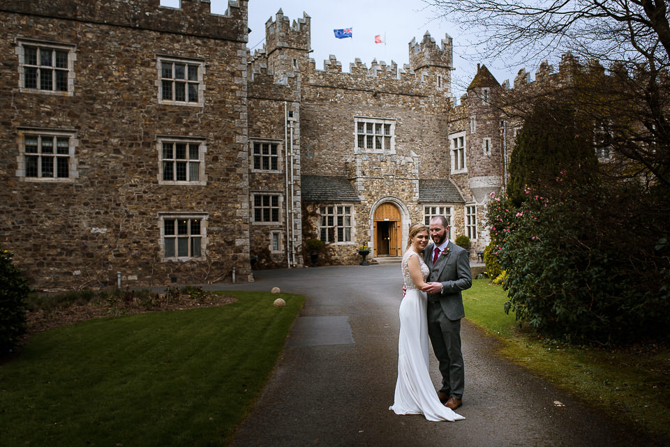 Waterford Castle Wedding photographer