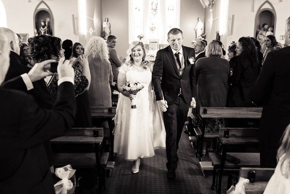 Affane Church, Capoquinn Wedding 'I do' photography