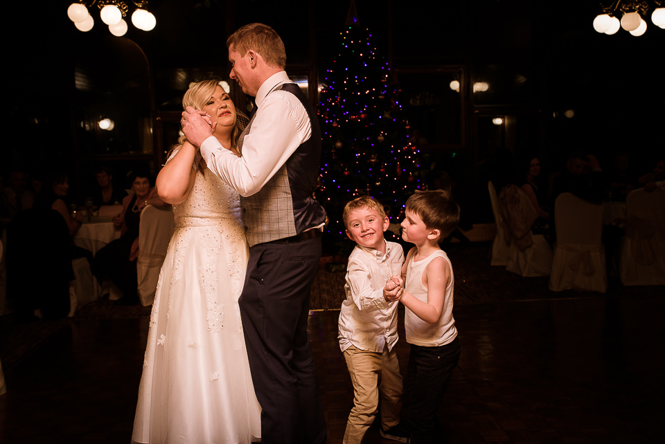 First Dance Gold Coast Hotel Dungarvan 'I do' photography