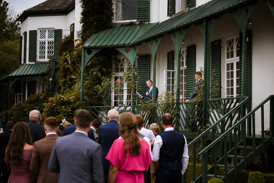 Ashley Park House Wedding Venue
